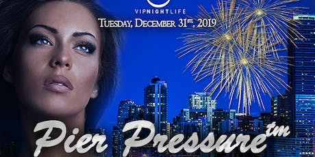 Miami New Year's Pier Pressure Yacht Party 2020 tickets