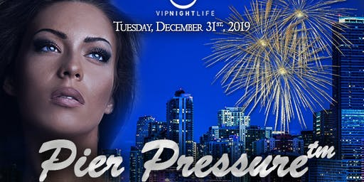 Miami New Year's Pier Pressure Yacht Party 2020