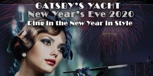Gatsby's Yacht - Vancouver New Year's Eve Party 2020