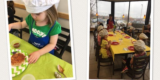 """70th & Pioneers Hy-Vee Lil' Chefs - """"Tea Party"""""""