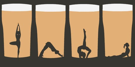 Yoga Pizza Beer tickets