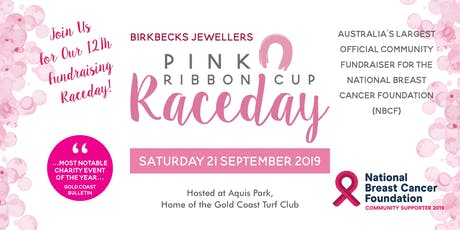 NBCF Function Pink Ribbon Cup Raceday - Event Centre tickets