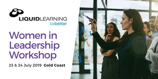 Women in Leadership Workshop - Gold Coast
