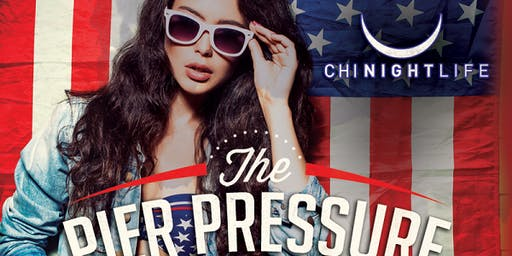 Pre-July 4th Yacht Party - Special Chicago Pier Pressure