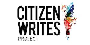 Citizen Writes Launch