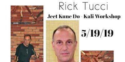 Rick Tucci - Jeet Kune Do (JKD) & Kali Workshop