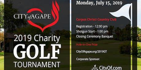 CityofAgape 2nd Annual Charity Golf Tournament  tickets