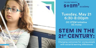 STEM in the 21st Century: Changing outcomes for young people with social and learning differences 5/21