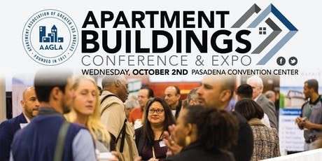 2019 AAGLA Apartment Buildings Conference & Expo tickets