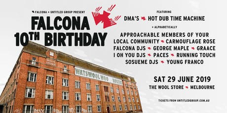 The Wool Store — DMA'S, Hot Dub Time Machine & more. tickets