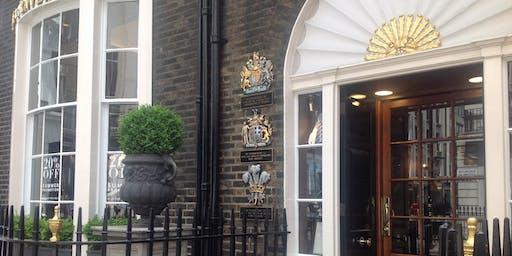 Savile Row and the birth of British style.