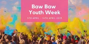 Baw Baw Youth Week - MYND Wellness Session