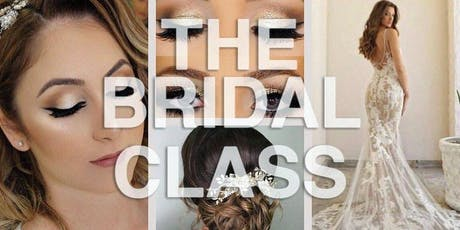The Bridal Hair & Makeup Class tickets