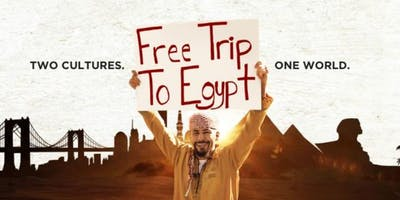 "Movie Screen with Sister Jenna: ""Free Trip to Egypt"""