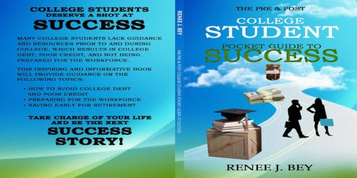 A GREAT GRAD GIFT!!! The Pre & Post College Student Pocket Guide to Success Book By Renee J. Bey