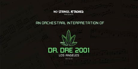 An Orchestral Rendition of Dr. Dre: 2001 - Los Angeles tickets