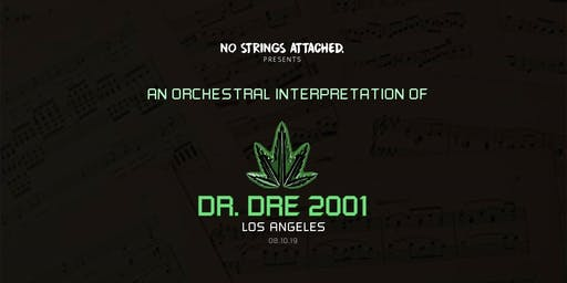 An Orchestral Rendition of Dr. Dre: 2001 - Los Angeles