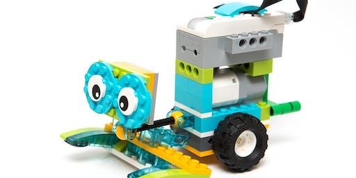 Lego Robotics, Ages 10+,FREE