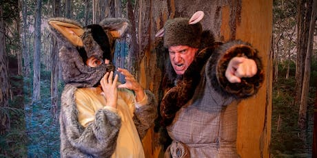 Squirrel Glider Survivor - Outdoor Theatre in the Garden  tickets