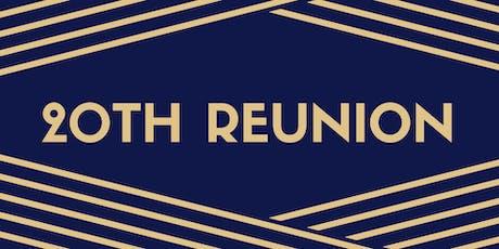 Wichita Northwest Class of 1999 - 20 Year Reunion tickets