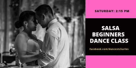 Salsa - New Beginners Class tickets