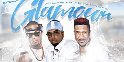 GLAMOUR- The All White Rooftop Day Party Experience