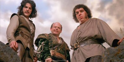 Princess Bride Movie Night Benefit for Habitat For Humanity