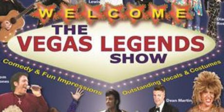 The Vegas Legends Show tickets