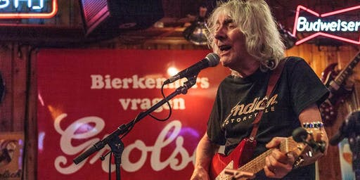 Albert Lee 75th Birthday Tour @ De Cactus