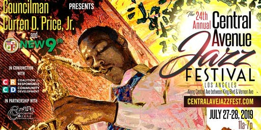 24th Annual Central Avenue Jazz Festival