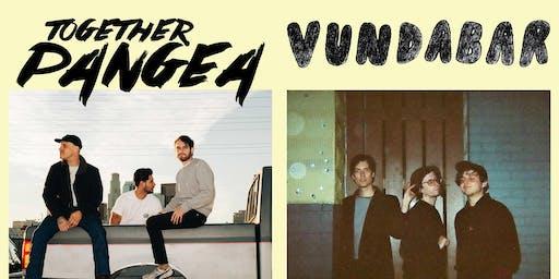 together PANGEA • Vundabar • Dehd