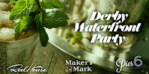 Maker's Mark Derby Party on the Pier