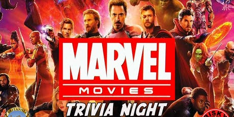 Marvel Movies Trivia Night! tickets