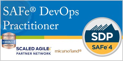 SAFe® DevOps Practitioner SDP
