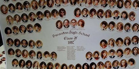 Swanton High School Class 1982 Reunion tickets