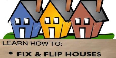 Free Real Estate Investor Learning Workshop tickets