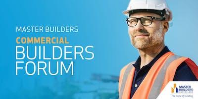 Sunshine Coast Commercial Builders Forum