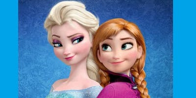 Elsa & Anna Princess Party for Kids! Story time, Sing-a-long, & a Picture!