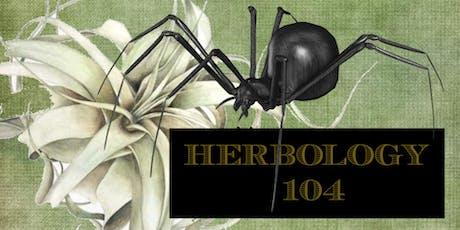 Professor Longbottom's HERBOLOGY 104 Potter in the Park's Spellbound tickets