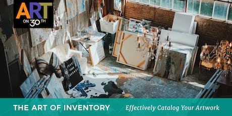 The Art of Inventory Workshop with Duke Windsor tickets