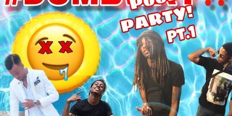 #DumbwayPoolParty tickets