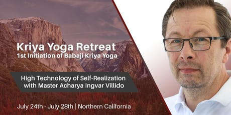 Kriya Yoga Retreat entradas