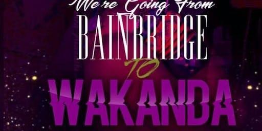 Welcome to Wakanda Adult Prom