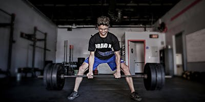 The Art of Growing Up Strong™ - Youth Barbell -Houston,Texas  July 28th, 2019