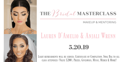 The Bridal Masterclass with Lauren D'Amelio & Anjali Wrenn