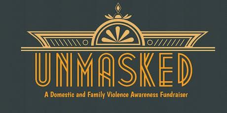 Unmasked - Dinner & Dance tickets