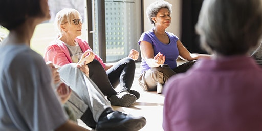 Heartfullness Meditation Class @ Dennis Johnson Library