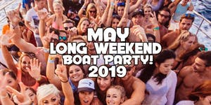 All White Boat Party | May Long Weekend Edition |...