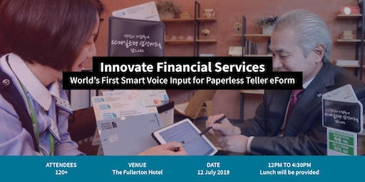 FORCS FinTech Conference 2019: Innovate Financial Services