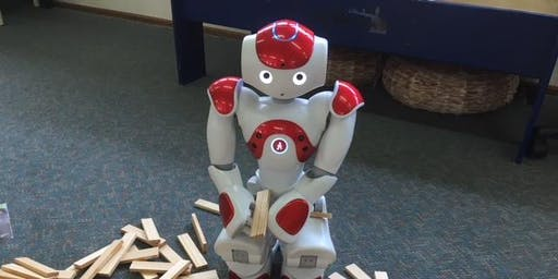 Programming NAO, Ages 12-18, FREE